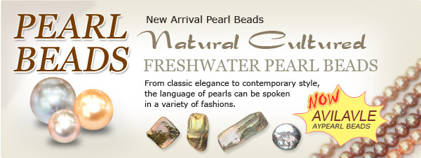 Wholesale Pearl Beads