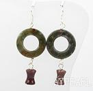 Wholesale india agate earrings