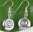 Wholesale fashion metal jewelry CCB silver like earrings