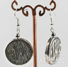 Wholesale vogue jewelry silver like earrings