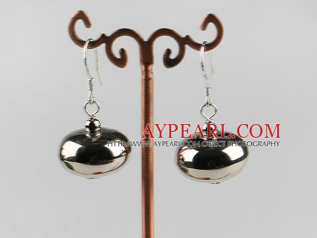 vogue jewelry lovely  silver like earrings