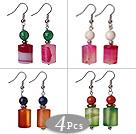 Wholesale aquamarine earrings