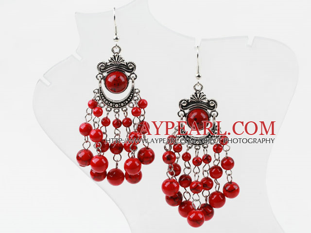 Fashion Style Alaqueca Earrings