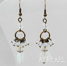 Wholesale Vintage Style Assorted Opal Earrings