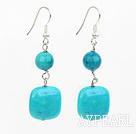 Wholesale blue spider earrings