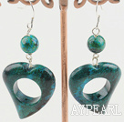 phoenix stone earrings