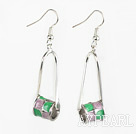 Wholesale Lovely Style Colored Glaze Earrings
