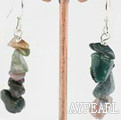 india agate earrings