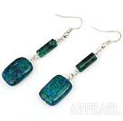 Wholesale phoenix stone beaded earrings