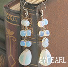 Wholesale opal earrings