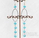 Wholesale crystal earrigns and big loop earrings