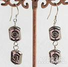 Wholesale glass earrings