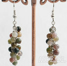 Indian agate earring
