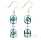 Wholesale glass beads earrings