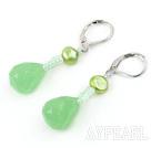 Wholesale crystal pearl earring