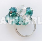 fashion crystal ring