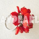 Wholesale coral finger ring