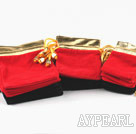 Flannel Jewelry Bags (Total 30 Pcs-Small Middle Big Size Each 10 pcs)