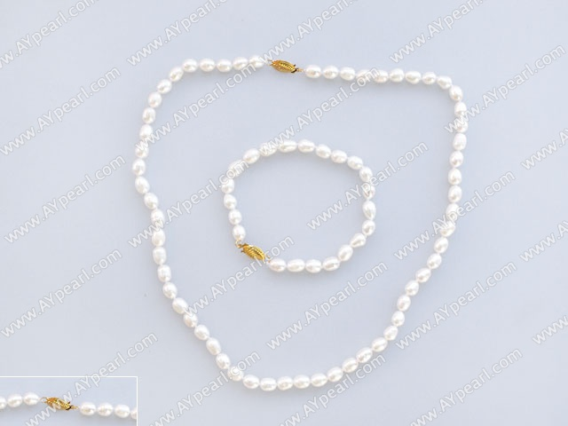 Αρχική > μαργαριτάρια κοσμήματα > σετ