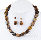 Wholesale tiger eye set