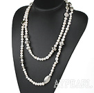 Wholesale baroque pearl necklace