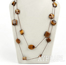 Wholesale tiger eye necklace
