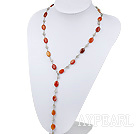 Wholesale carnelian necklace