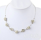 Wholesale like silver necklace