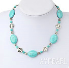 Wholesale turquoise necklace