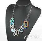 werly bunte Schale necklace Halskette
