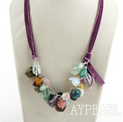 Wholesale Sale Promotion: Assorted Multi Stone Necklace