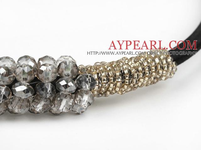 populaires style 16 9 pouces lumi re perles de cristal. Black Bedroom Furniture Sets. Home Design Ideas