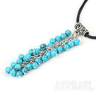 Discount blue Turquoise necklace
