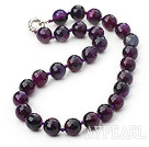 Wholesale 14mm round natual agate with spring ring clasp