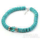Wholesale turquoise necklacet