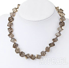 Wholesale smoky quartz necklace