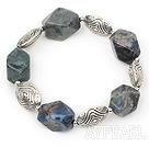 Wholesale simple sodalite elastic bracelet