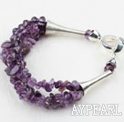 Wholesale New Design Assorted Amethyst Bracelet