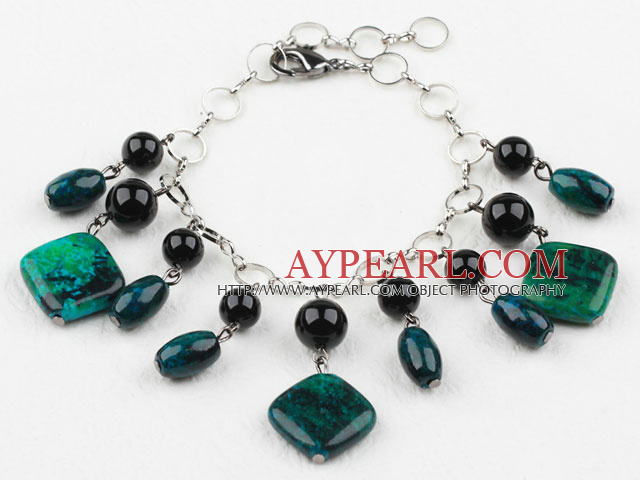 New Design Multi Strands Freshwater Pearl Crystal and Agate Bracelet New Design Multi Strands makeanveden helmen kristalli ja Agate rannerengas