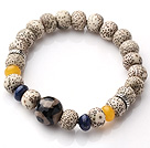 Sodalite bracelet with extendable chain