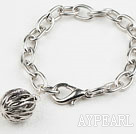 Wholesale fashion metal chain bracelet