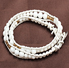 Wholesale fashion metal chain bracelet with charms