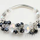 manmade crystal bracelet