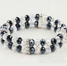 Wholesale elastic crystal bracelet