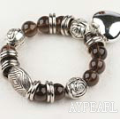 Wholesale smoky quartz bracelet