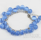Wholesale cat's eye bracelet