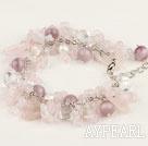 Wholesale Rose quartz bracelet