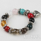 Wholesale multi-stone bracelet