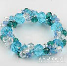 Wholesale Elastic crystal bracelet