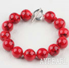 Wholesale blood stone bracelet